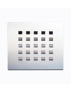 Griglia quadrata per piletta
